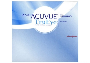 1 Day Acuvue TruEye - 90er Box