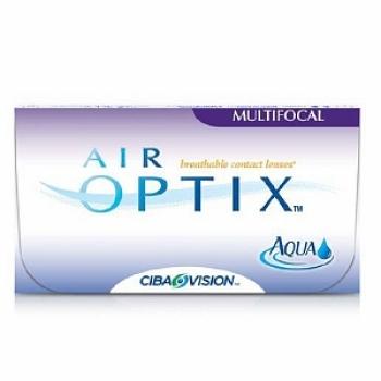 Shop für neueste Sonderkauf später Air Optix Aqua Multifocal Kontaktlinsen - 6er Box