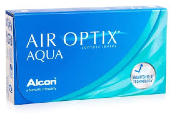 Air Optix Aqua - 6er Box