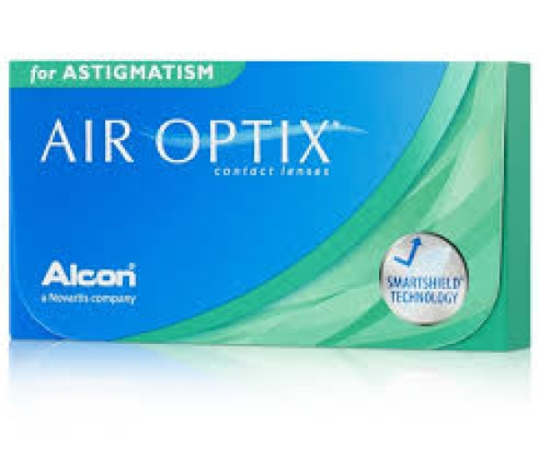 Air Optix for Astigmatism, 6er Box (AXX = Achse: 30°)