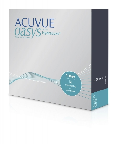 Acuvue Oasys 1 Day, 90er Box