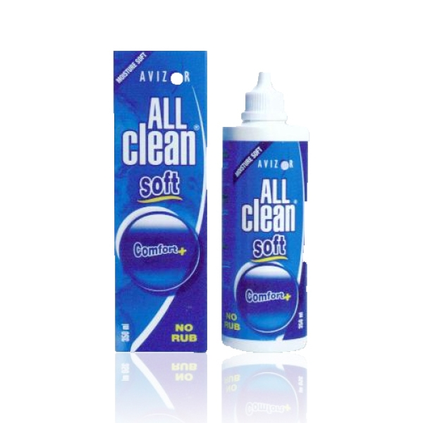 All Clean soft 350ml Kontaktlinsenpflege